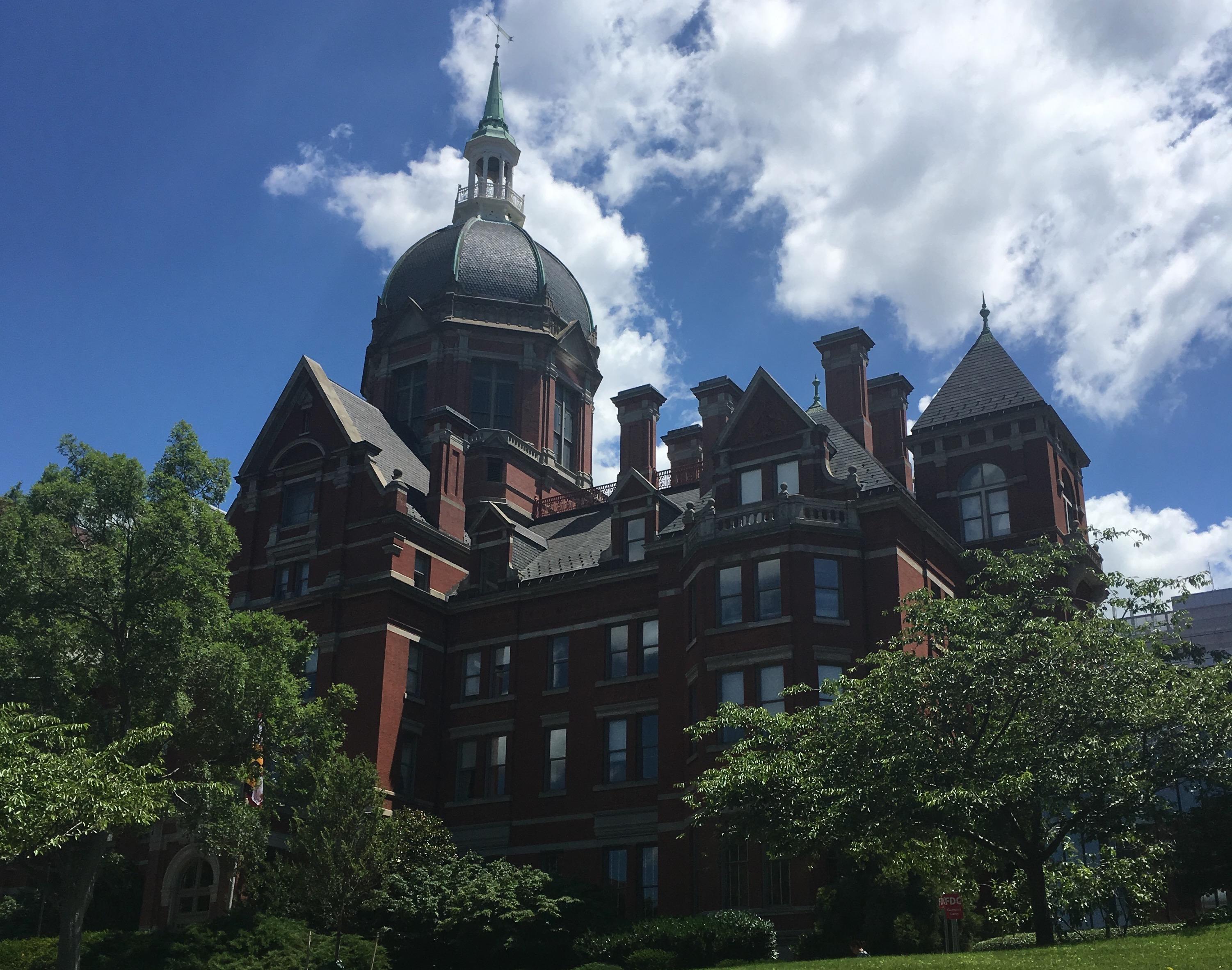 Johns Hopkins 2017