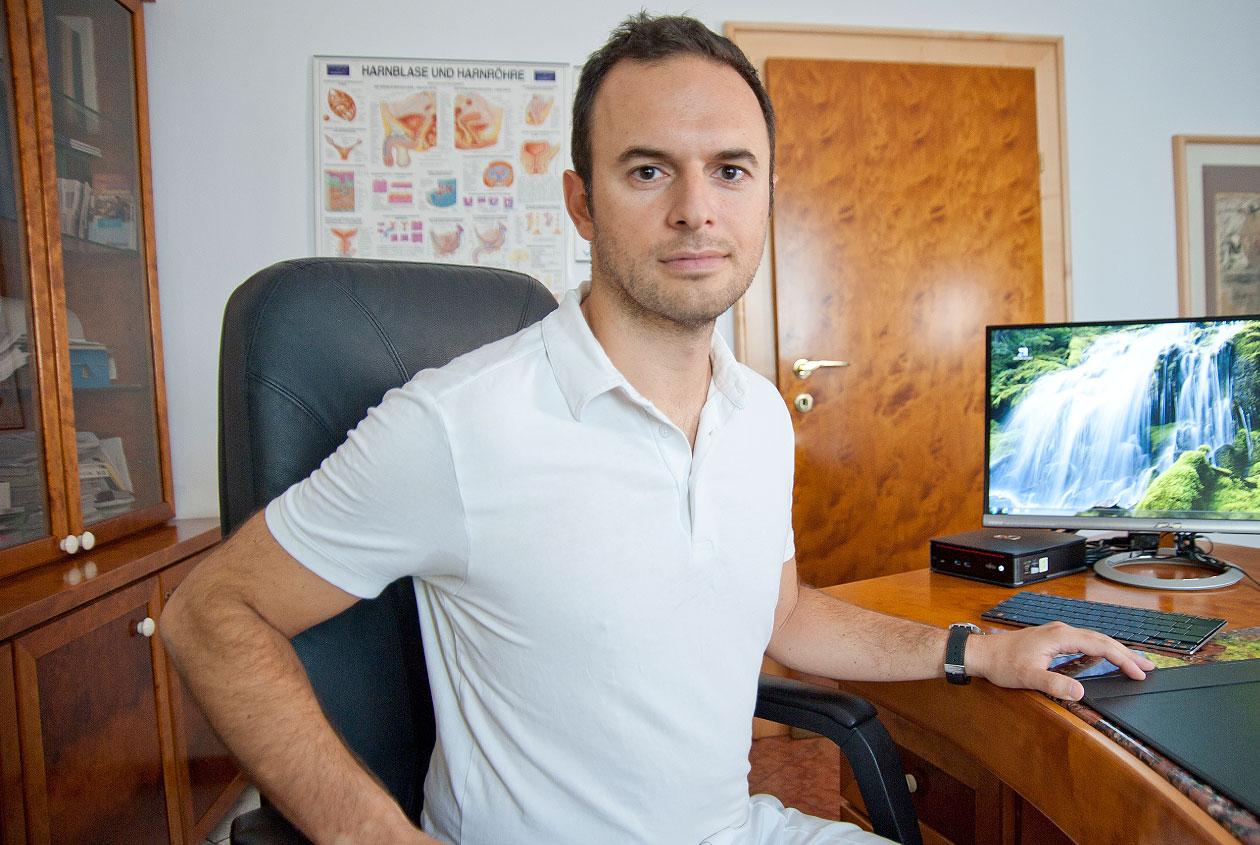 Dr. Johannes Buchegger